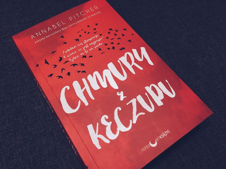 Chmury z keczupu - Annabel Pitcher