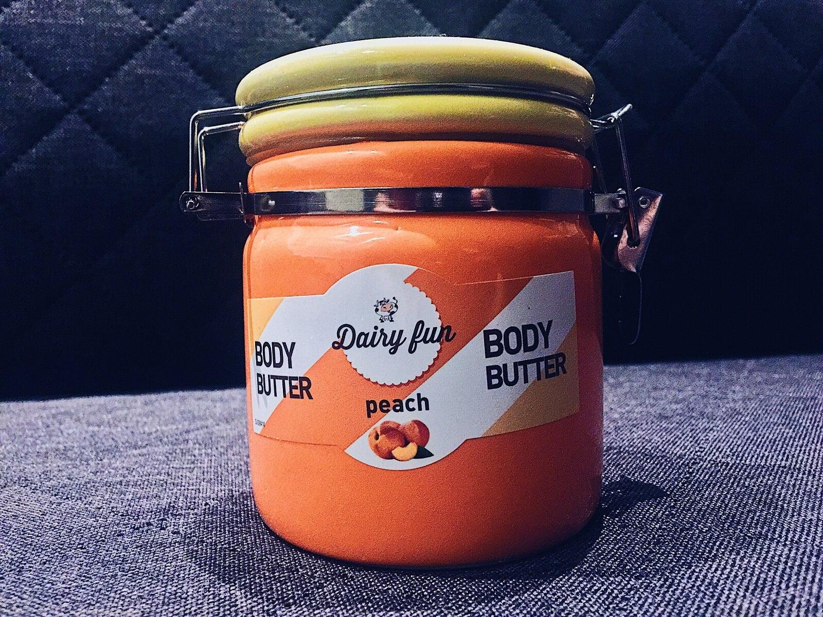 Masło do ciała - Diary fun