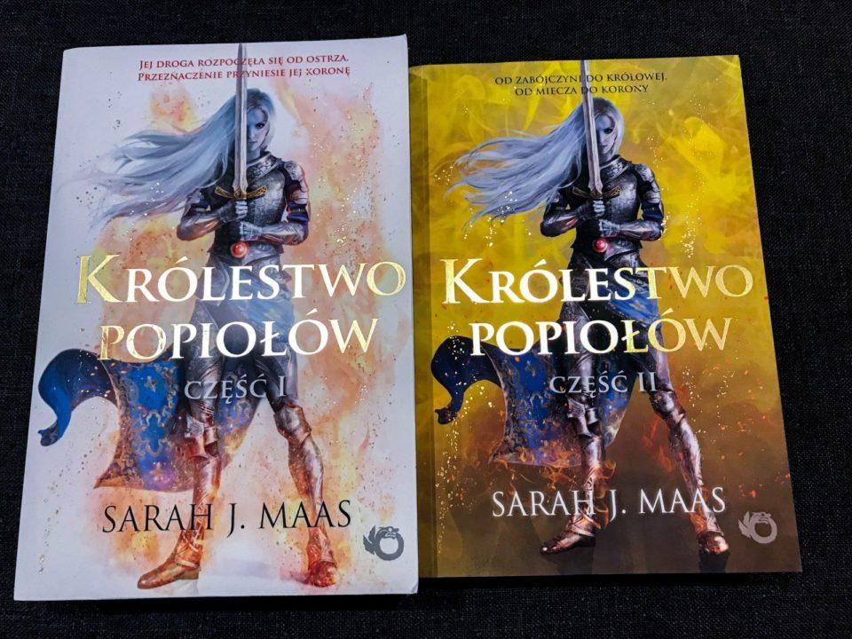Królestwo Popiołów - Sarah J. Maas