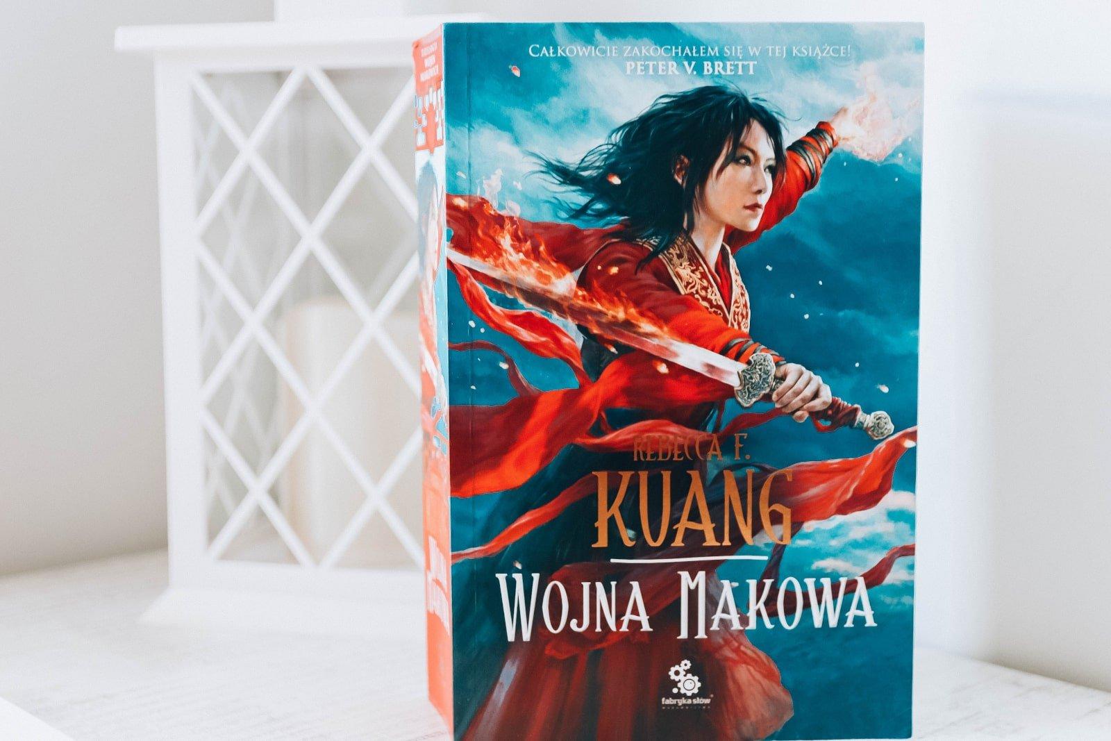 Wojna makowa - Rebecca F. Kuang